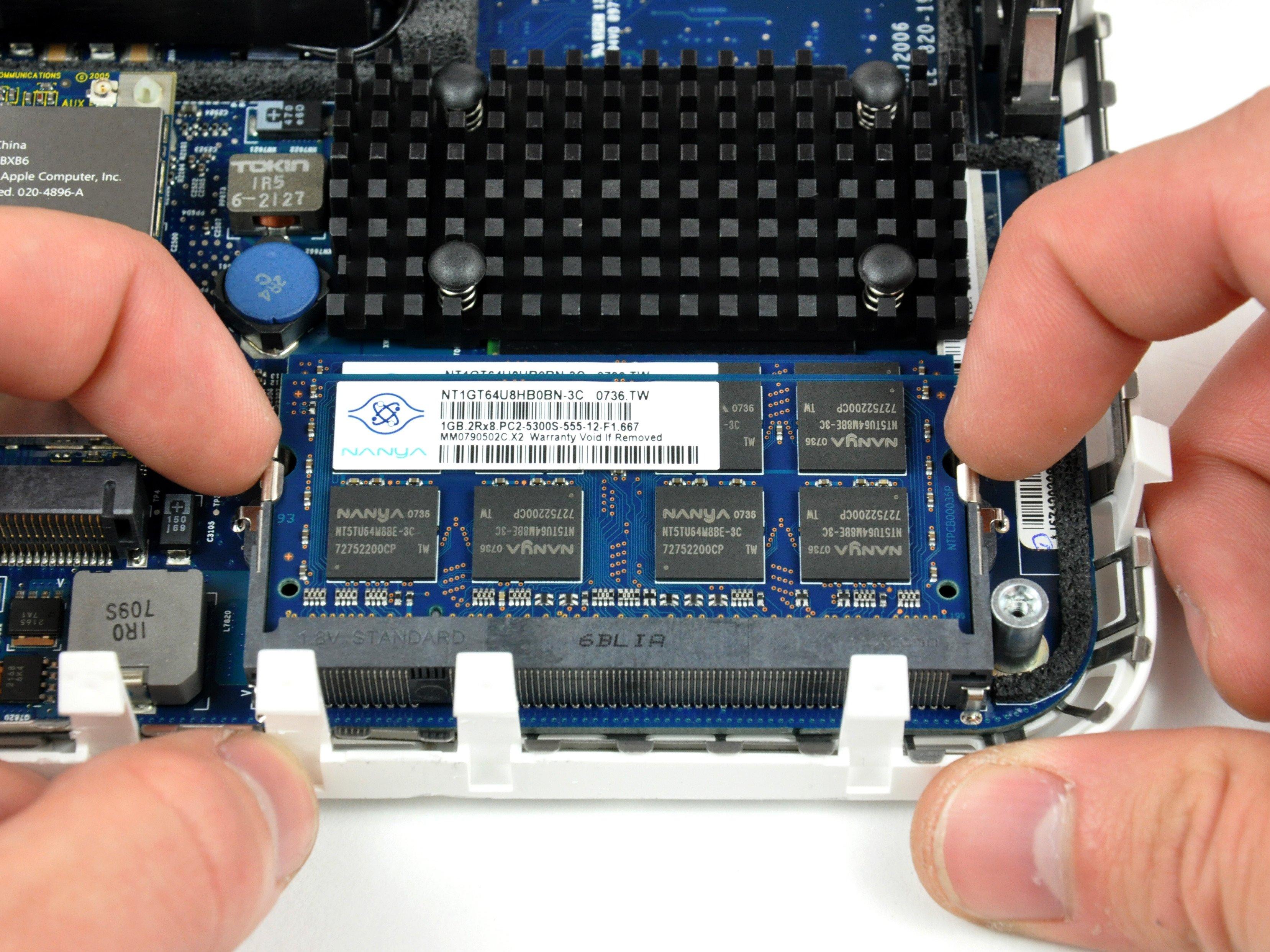 Upgrade Ram Mac Repair