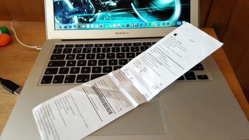Warranty MacBook