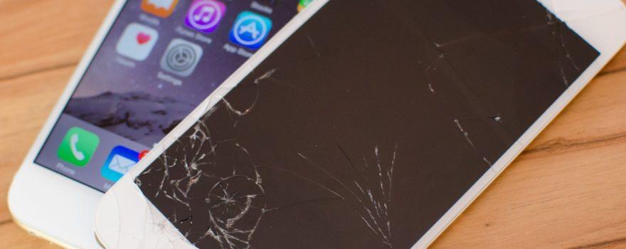 iphone 6 broken display