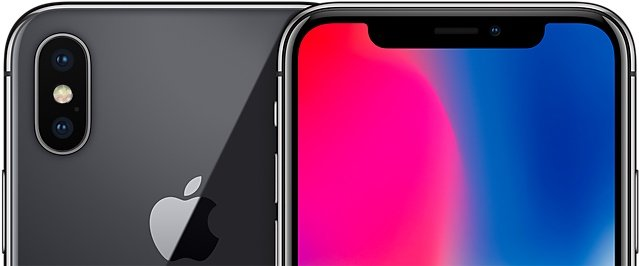 iphone x gray